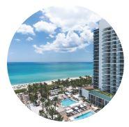 Miami Beach circle